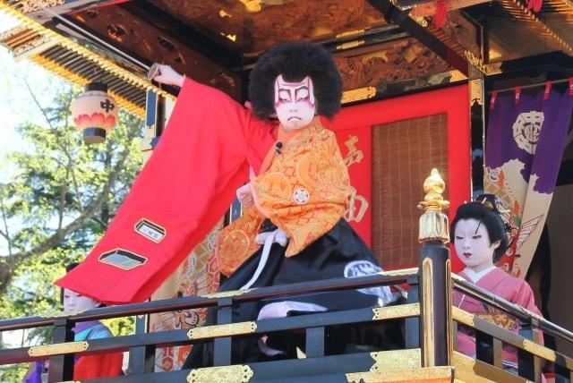 出町子供歌舞伎曳山<中止となりました>