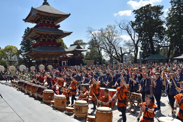 第32回成田太鼓祭