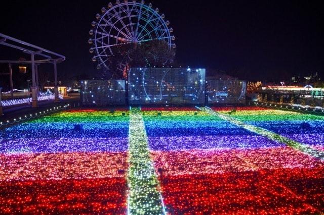 東武動物公園ウインターイルミネーション2020-2021