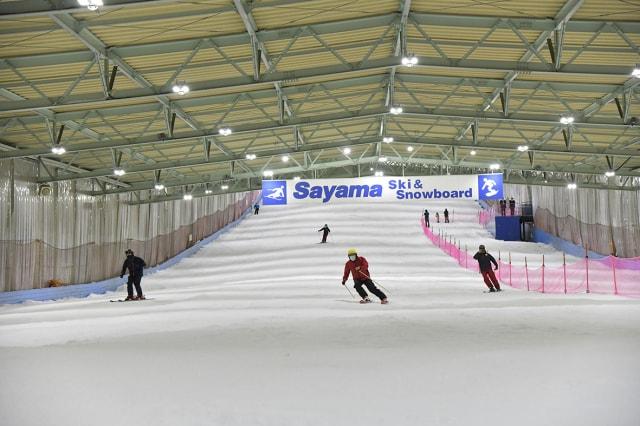 狭山スキー場 2020-2021シーズン