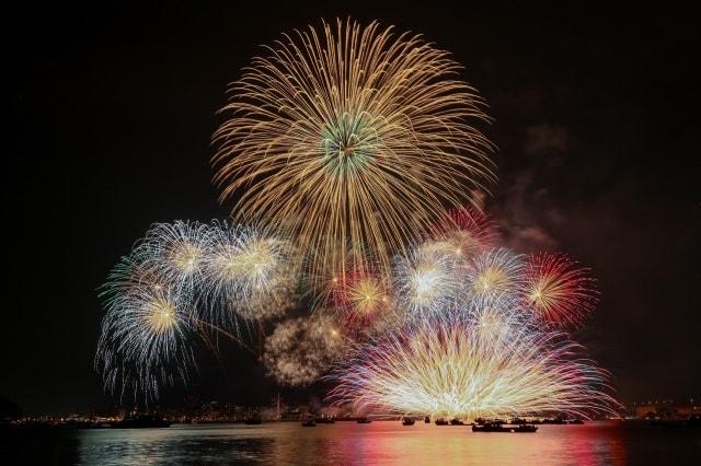 2021広島みなと夢花火大会<中止となりました>