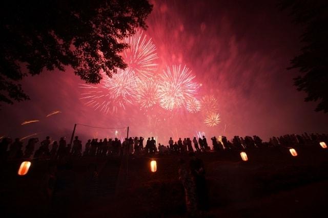 五所川原花火大会 -水と光と音の祭典-<中止となりました>