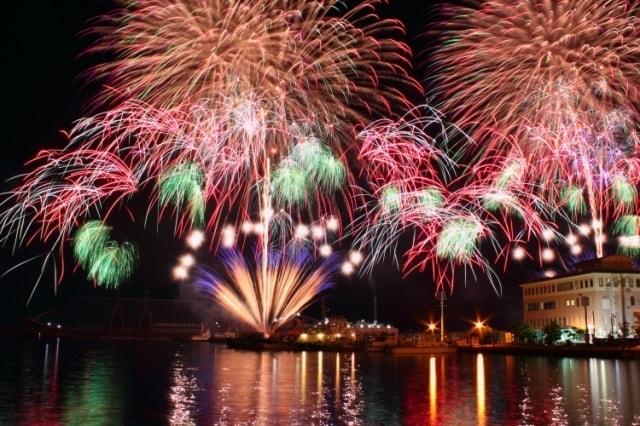清水みなと祭り 海上花火大会<中止となりました>