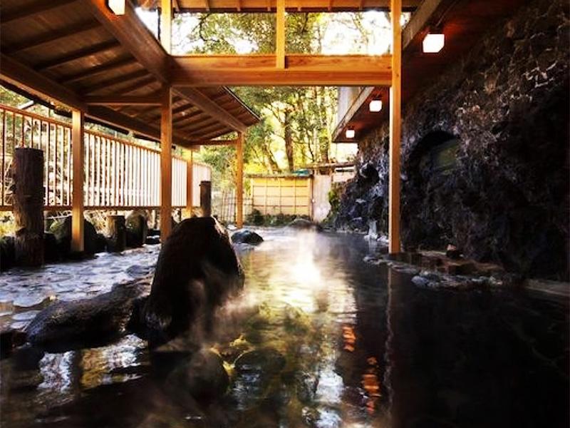 【天城 湯ヶ島温泉】多くの文人墨客を魅了した名勝ぞろいの温泉地