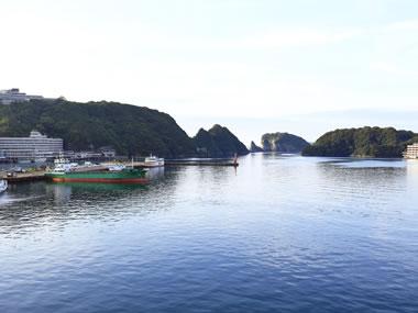 【南紀勝浦温泉】世界遺産と温泉の町