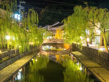 【城崎温泉】大谿川沿いが雰囲気抜群。外湯めぐりが楽しい文学の温泉街