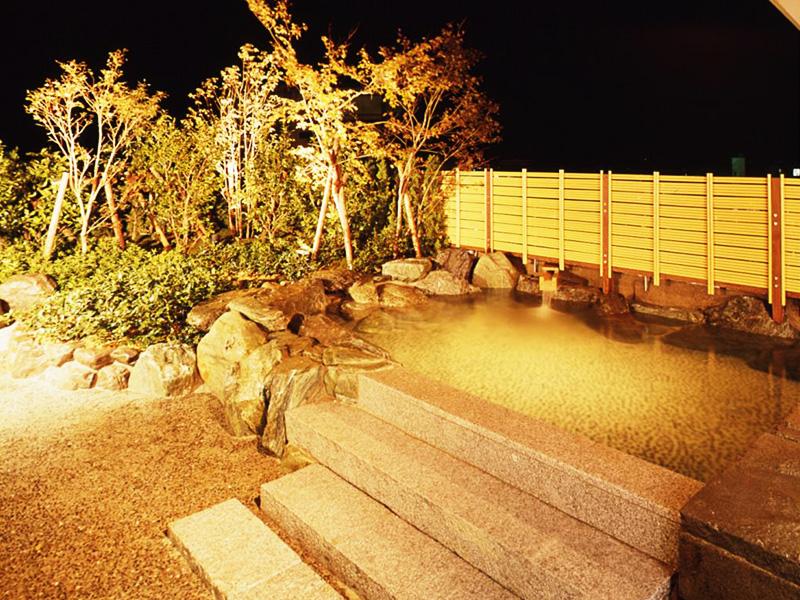 【神戸須磨温泉】源平合戦ゆかりの地に湧く霊泉