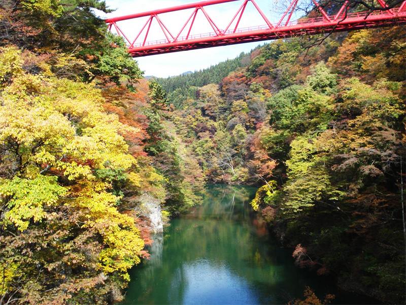 【猿ヶ京温泉】多くの民話や伝統が残る上杉謙信ゆかりの温泉地