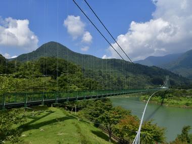 【塩原温泉】多彩な吊橋も見どころの関東の名湯