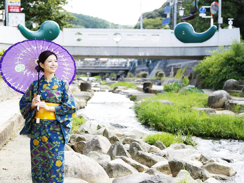 【玉造温泉】『出雲国風土記』『枕草子』にも登場する美肌・姫神の湯