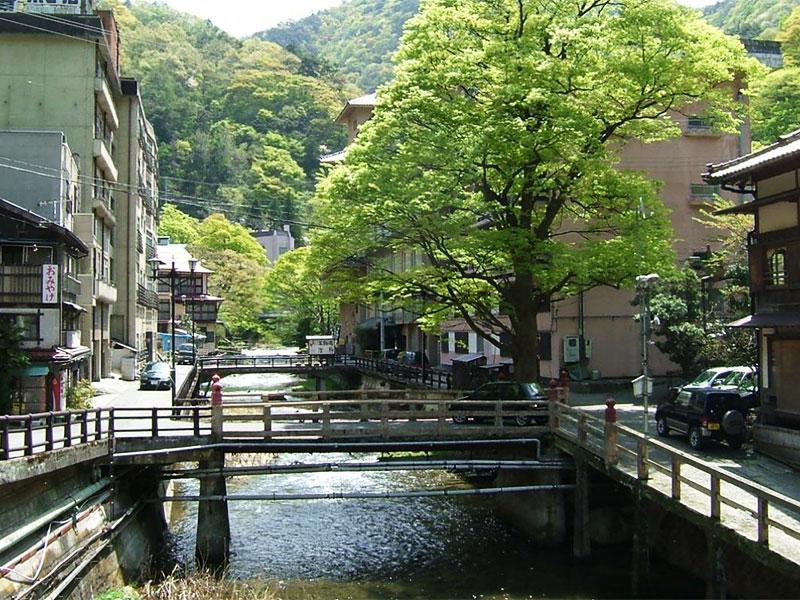 【会津東山温泉】城下町・会津若松に湧く歴史ある温泉郷