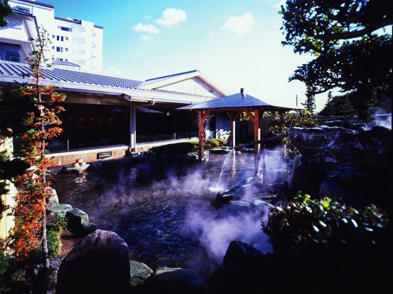 【神代温泉】神代の歴史を受け継ぐ町に湧き出た温泉
