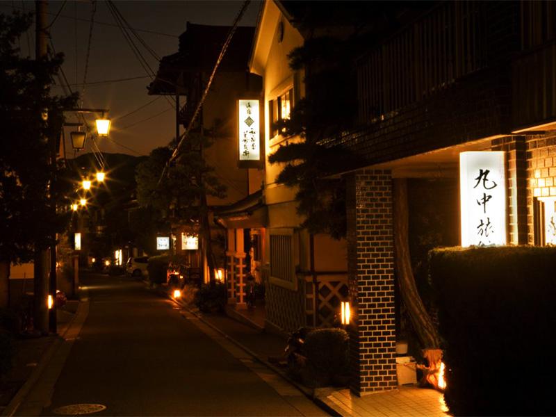 【美ヶ原温泉】『日本書紀』にも名の残る由緒ある国民保養温泉