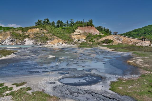 【後生掛温泉】地下1000メートルの鉱泥から湧く湯治場