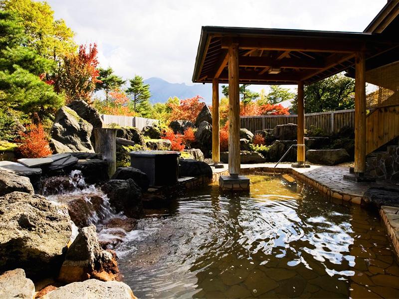 【八幡平温泉郷】幻想的な八幡平に位置する温泉リゾート