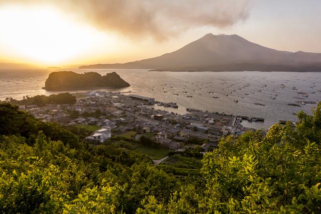 【海潟温泉】伝説のお酒と最高の景色で特別な時間を味わう