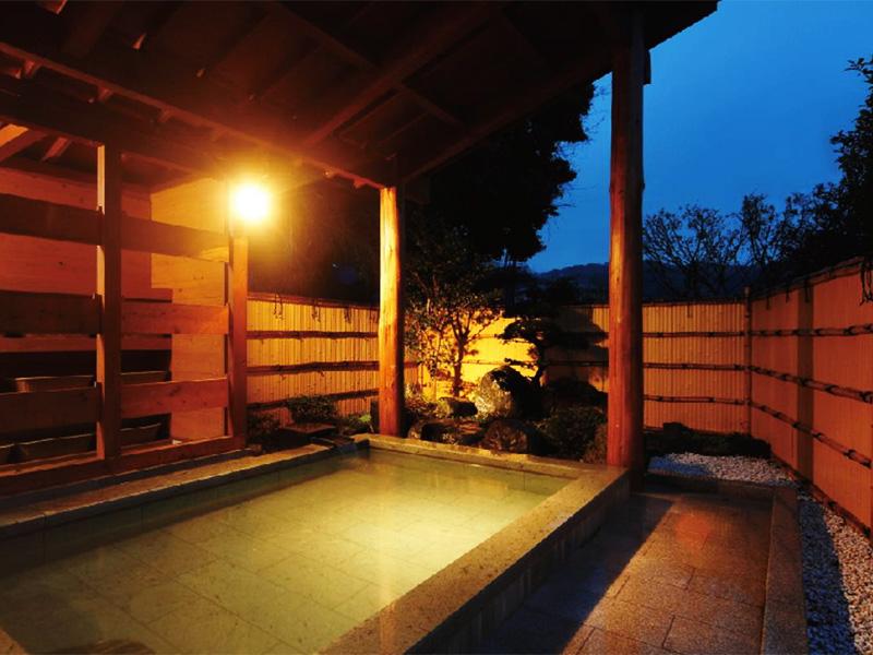 【七沢温泉】東丹沢に湧く強アルカリの美肌の湯