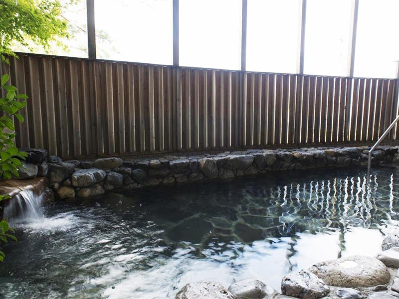 【湯ノ花温泉】京の奥座敷に湧き出でる戦国武将の隠し湯
