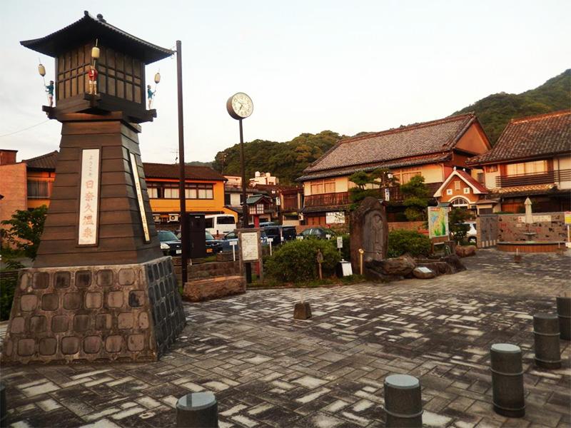 【日奈久温泉】孤高の俳人『山頭火』の愛した熊本の古湯
