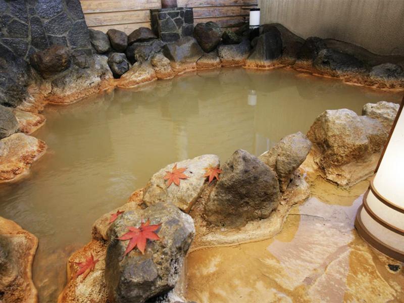 【赤城温泉】赤城温泉郷で唯一の高温泉!永き歴史を持つ薬湯
