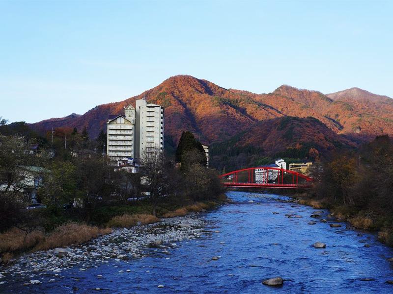 【上牧温泉】谷川岳の雨雪が約17年間地下で磨かれた名湯