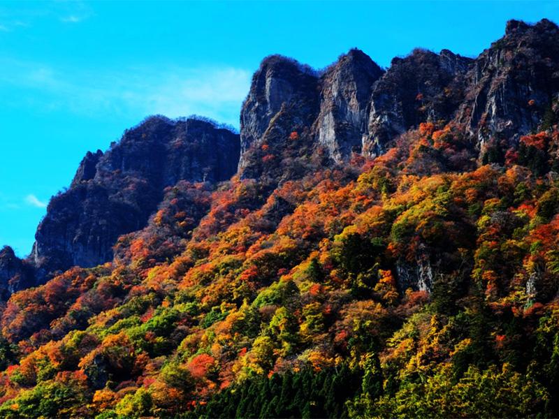 【妙義温泉】妙義山の麓に湧くツルツル感の強い温泉