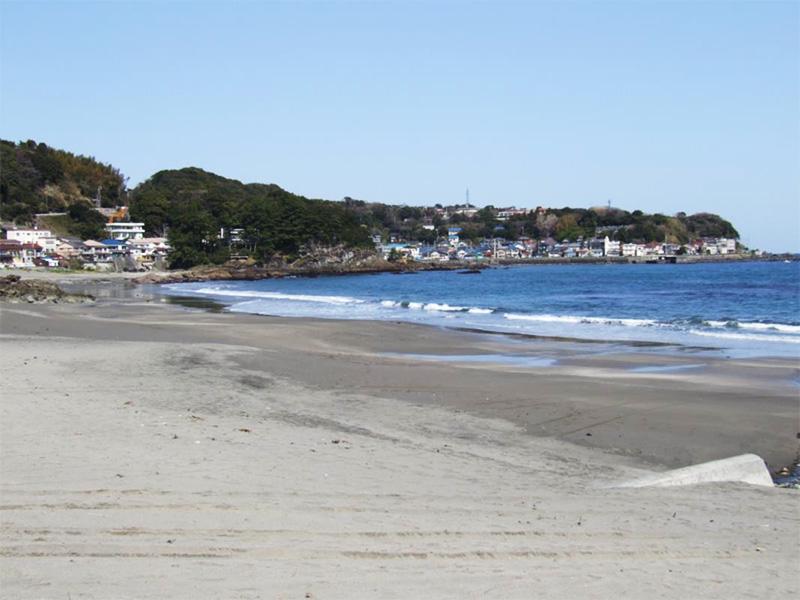【今井浜温泉】伊豆有数の美しい浜辺を眼前に望む温泉地