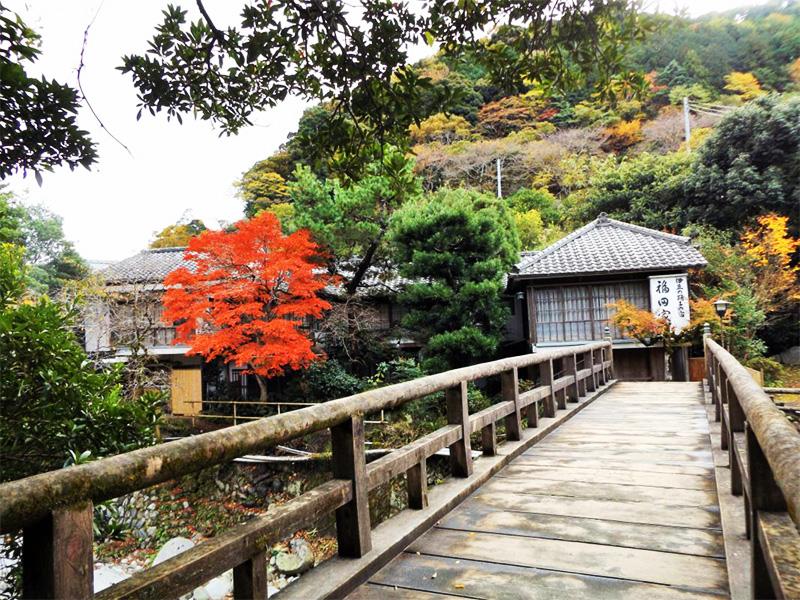 【河津温泉郷】日本の文学史に残る一大温泉郷。