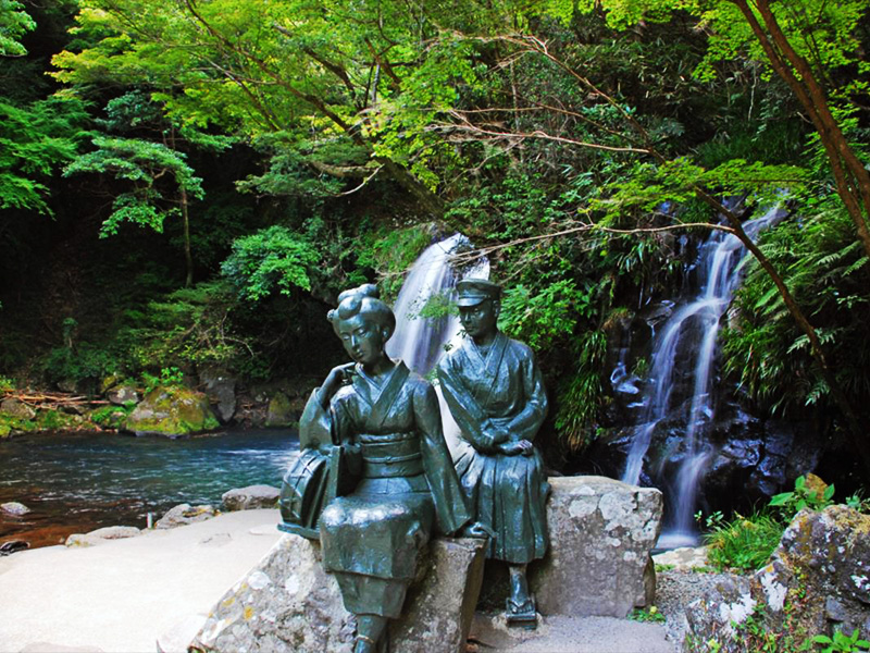 【湯ヶ野温泉】『伊豆の踊子』ゆかりの温泉で名作の余韻に浸る