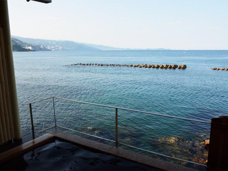 【網代温泉】漁師町特有の庶民的でのどかな風情を残す温泉地