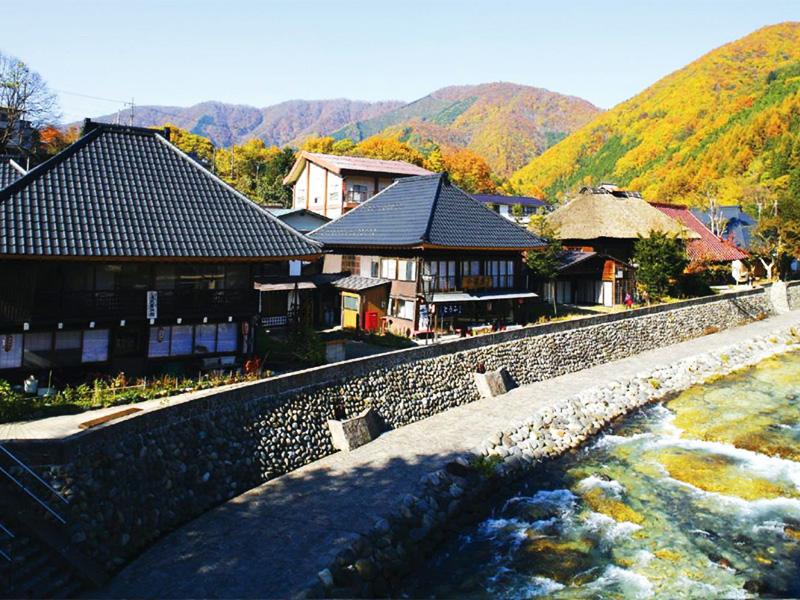 【湯西川温泉】平家落人伝説が今なお息づく山里のいで湯