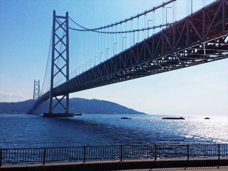【岩屋温泉】明石海峡を望む極上海鮮とラジウム泉
