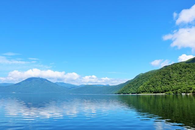 【丸駒温泉】湯量が湖の水位と共に変わる珍しい温泉