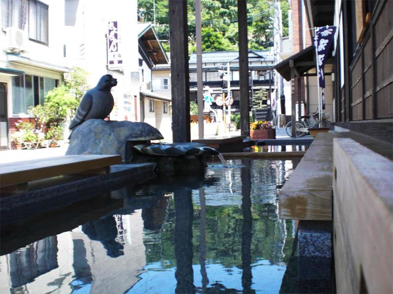 【赤湯温泉】山形県ではめずらしく町中にあるアクセス便利な温泉町