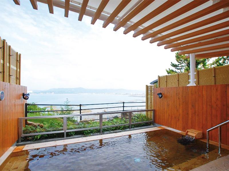 【みなべ温泉】日本一の梅林と海に囲まれた温泉地