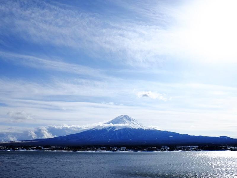 【河口湖温泉郷】富士山にもっとも近い新興の温泉