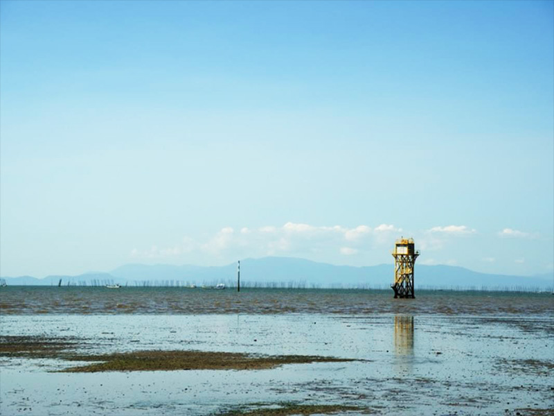 【太良竹崎温泉】有明海を間近に望む、竹崎カニと温泉の郷