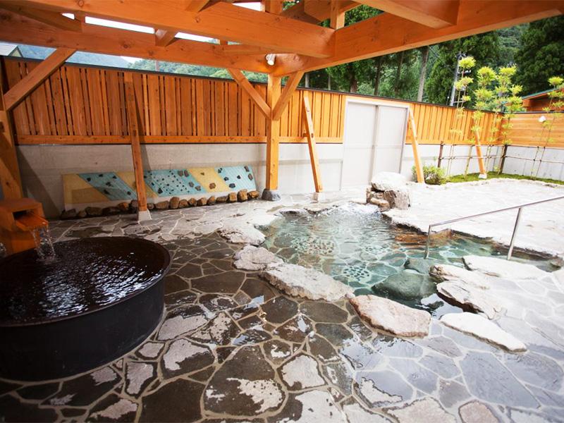【九頭竜温泉】四季を通じて豊かな自然を堪能できる温泉