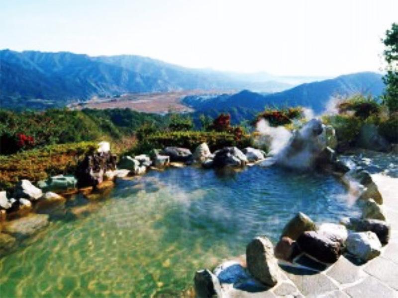 【北郷温泉】艶やかな桜の里にひっそりと湧き出る「美人の湯」