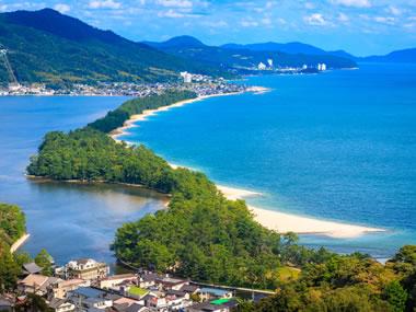 【湯らゆら温泉郷】これぞ絶景! 日本三景「天橋立」を愛でよう