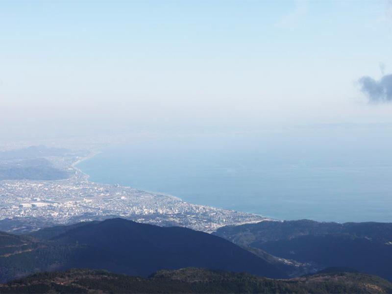 【湯の花沢温泉】箱根の高台から眺望を楽しめるいで湯