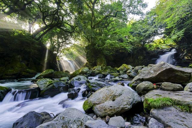 【小田温泉】日本の田舎情緒溢れる山間に湧く温泉