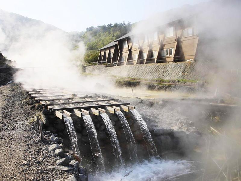 【玉川温泉】火山が作り出す強酸性の湯でゆっくり療養