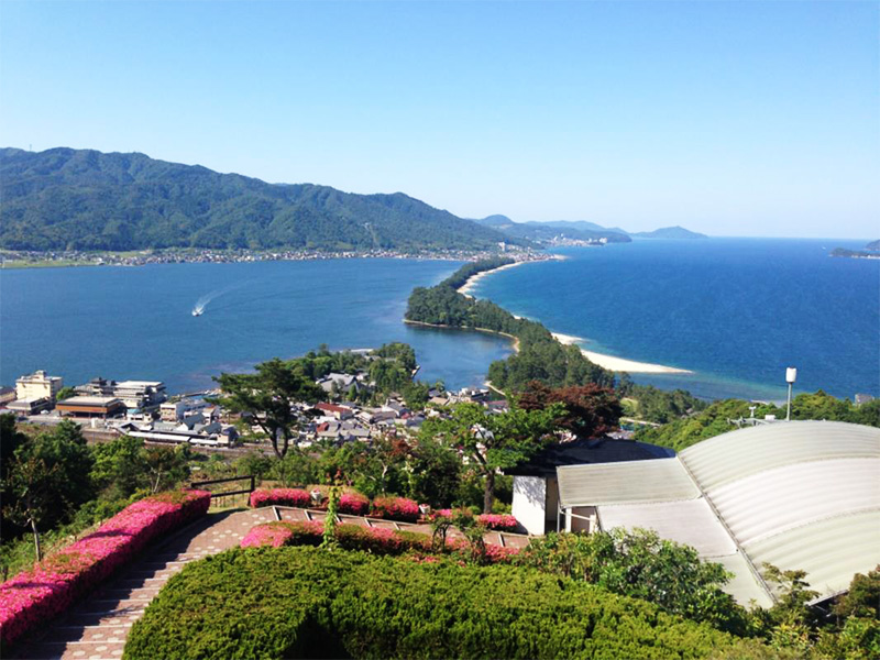 【久美の浜温泉郷】丹後半島久美浜の「神の箱庭」と呼ばれる美しい景観の温泉