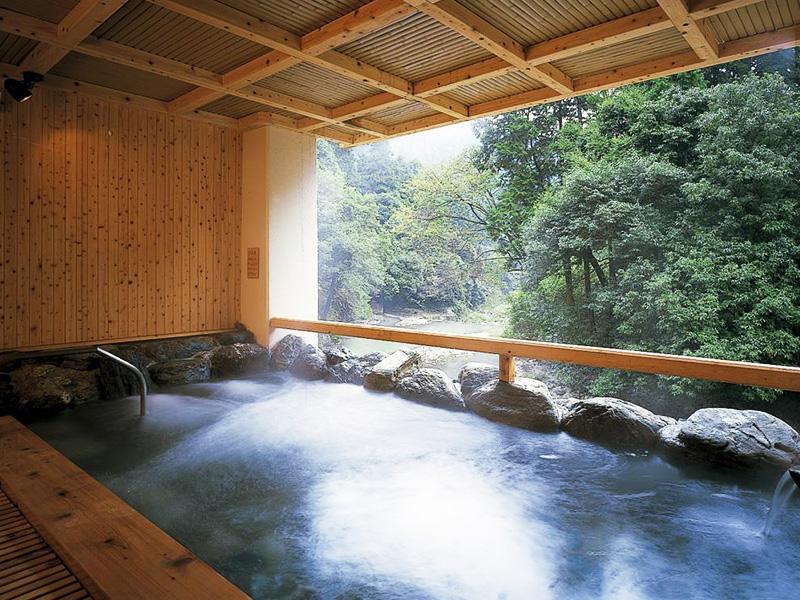 【犬鳴山温泉】大阪市街地に近い大自然豊かな秘湯