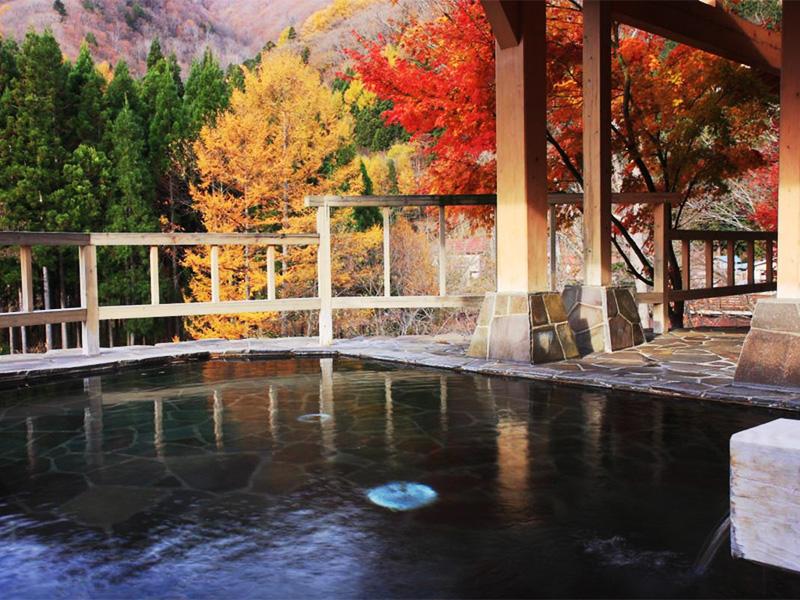 【檜枝岐温泉】尾瀬の玄関口に湧く温泉