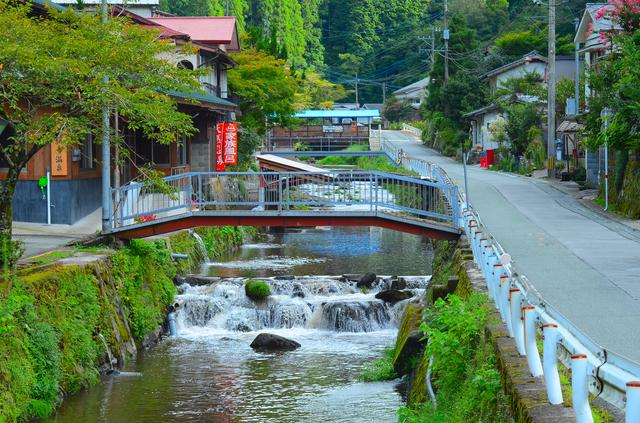 【満願寺温泉】鎌倉時代から息づく生活に溶け込んだ温泉文化