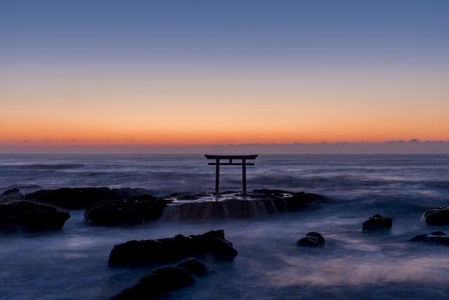 【大洗温泉】アニメでも有名な県内随一の観光地に湧き出す温泉