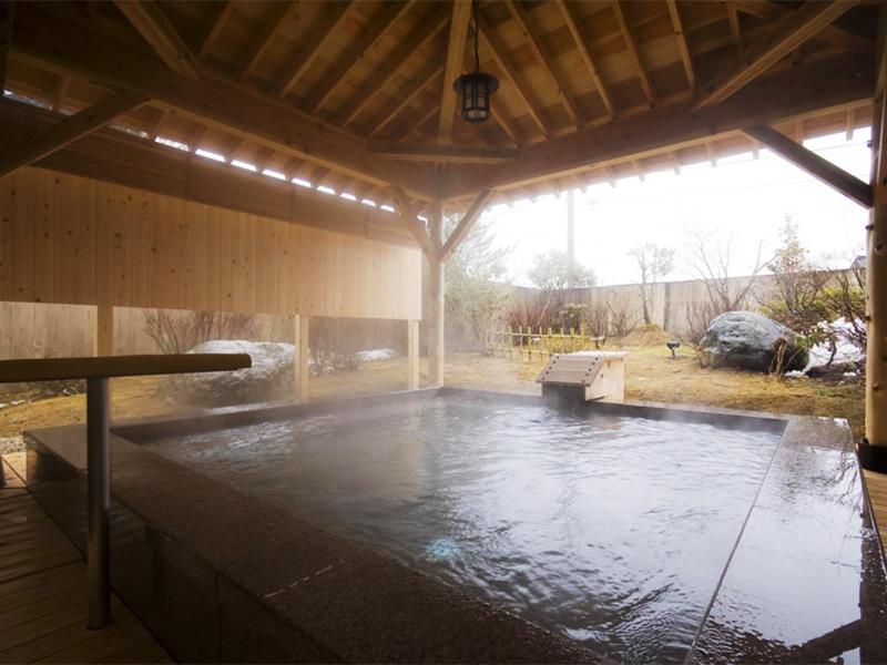【越中つるぎ温泉】北アルプス「越中万葉」の地に湧く温泉