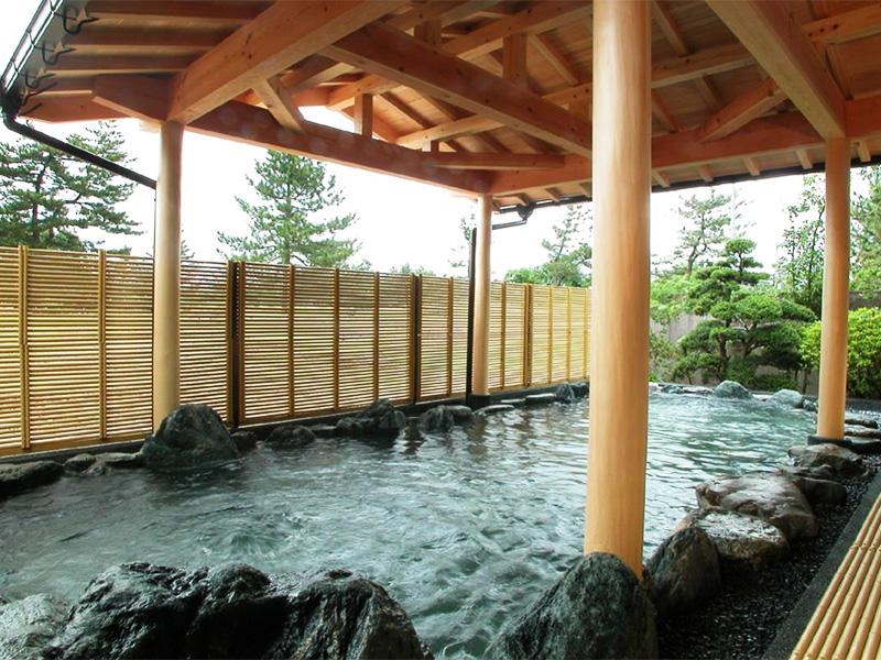 【久美浜 神の温泉】久美浜湾の近くにある癒しの温泉